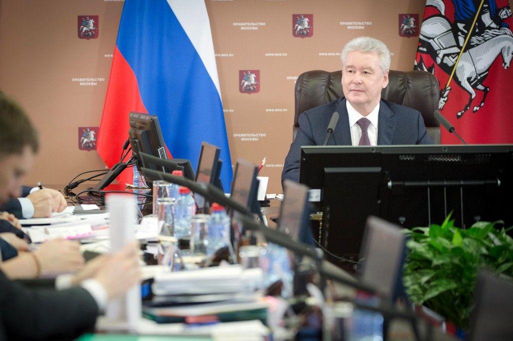 Собянин: На краудсорсинговом проекте по поликлиникам зарегистрировалось рекордное число москвичей - 58 тысяч