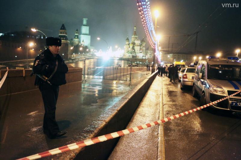 Следственный комитет России выдвинул основные версии убийства политика Бориса Немцова