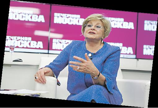 Ангелина Вовк: Мне шпаргалки не нужны