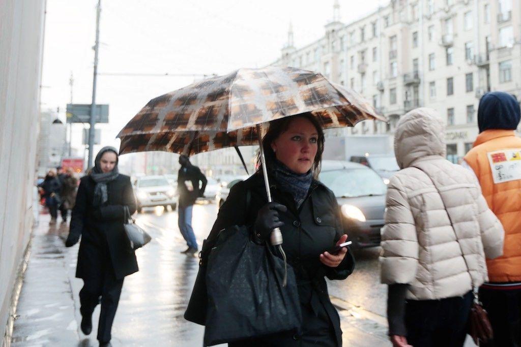 Синоптики: В Москве сохранится сильный гололед