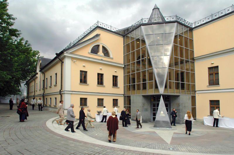 Музеи в центре столицы присоединились к акции «Ночь в музее-2»