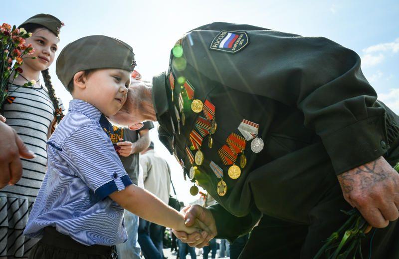 В парке «Таганский» 9 мая пройдут тематические школьные уроки