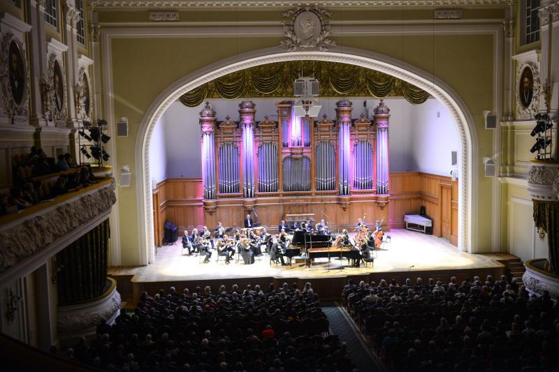 Концертный зал имени Чайковского 10 мая проведет фестиваль индийской культуры