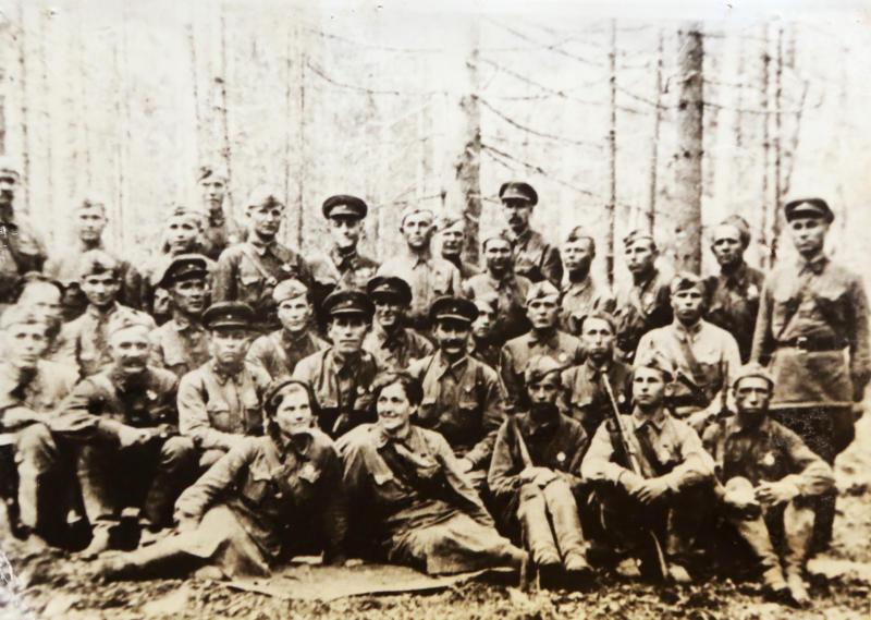 В Центральном музее Великой Отечественной войны открылась выставка «Они снимали войну»