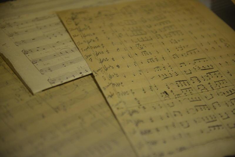 В Центральном музее музыкальной культуры пройдет выставка произведений времен войны