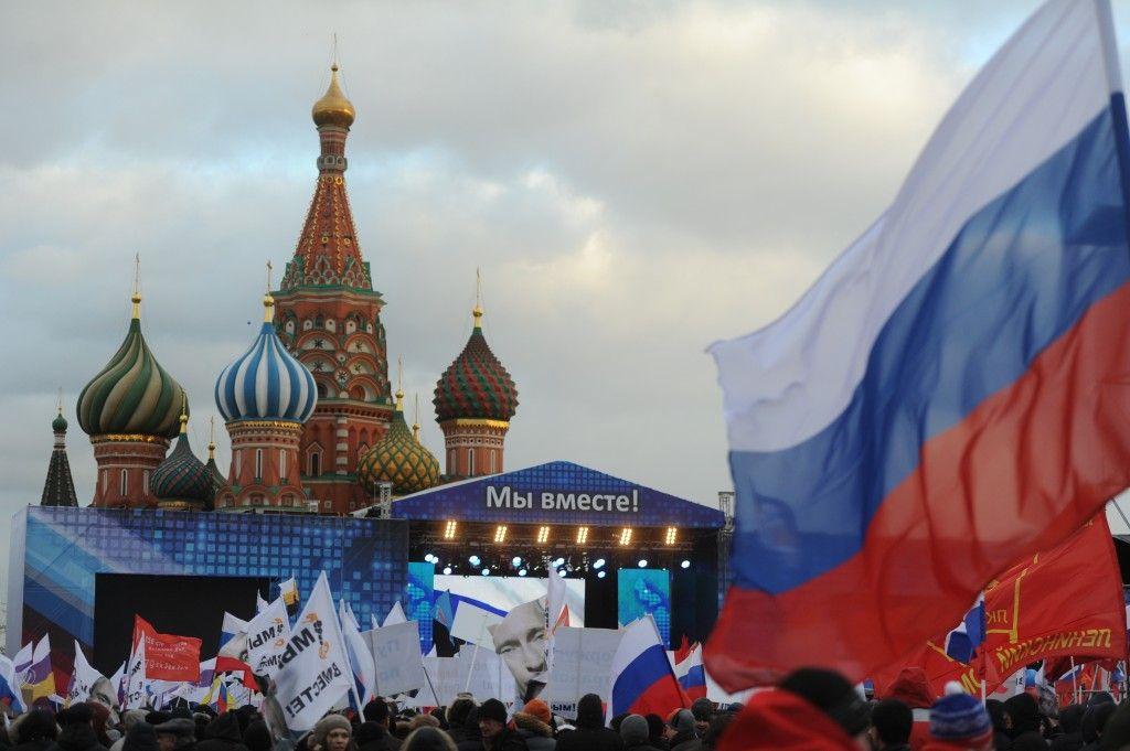 Кремль был жилым домом