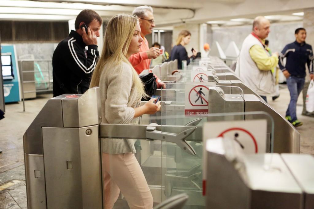 В столичном метро появятся интерактивные навигационные панели