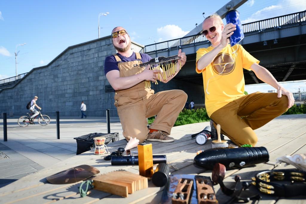 Уличные музыканты смогут представить свою программу на вокзалах
