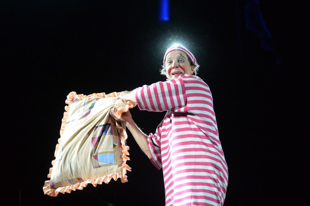 В цирке на Цветном прошел XIV Московский фестиваль циркового искусства