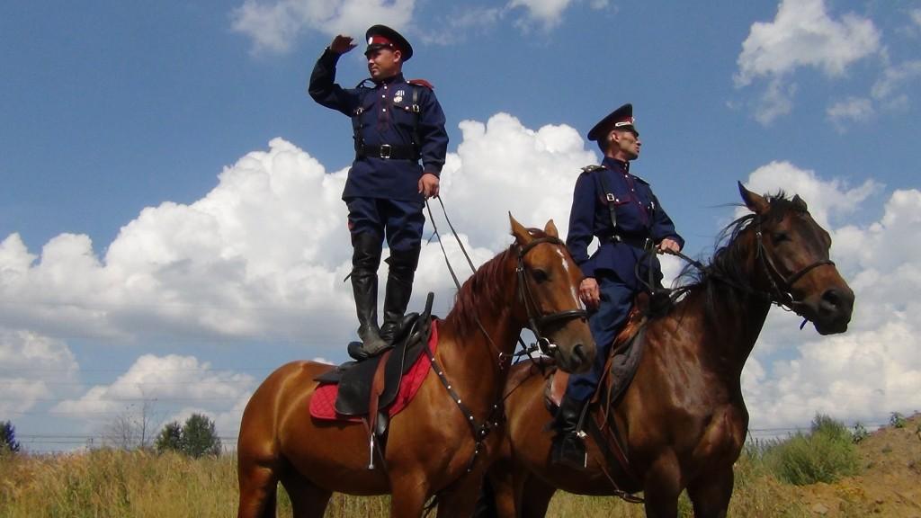 Конный разъезд Преображенского полка пройдет на фестивале в Центральном округе