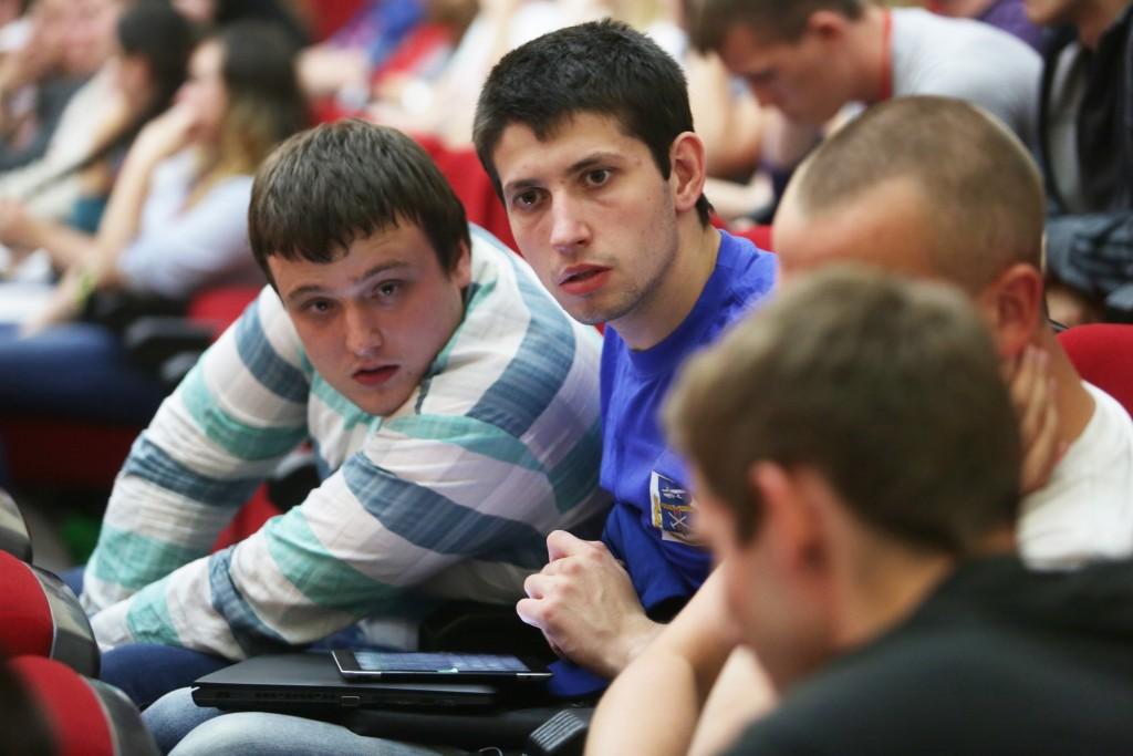 Молодежь Якиманки выбрала нового председателя парламента