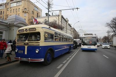 Возвращение троллейбуса №10