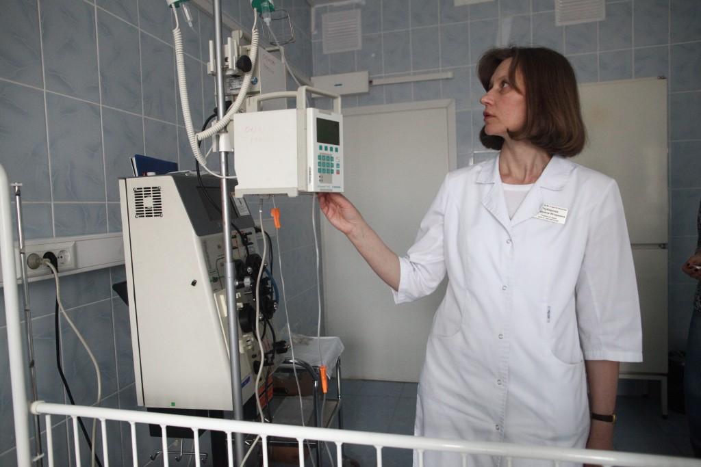Хрипун: Все столичные врачи пройдут курс по психоонкологии
