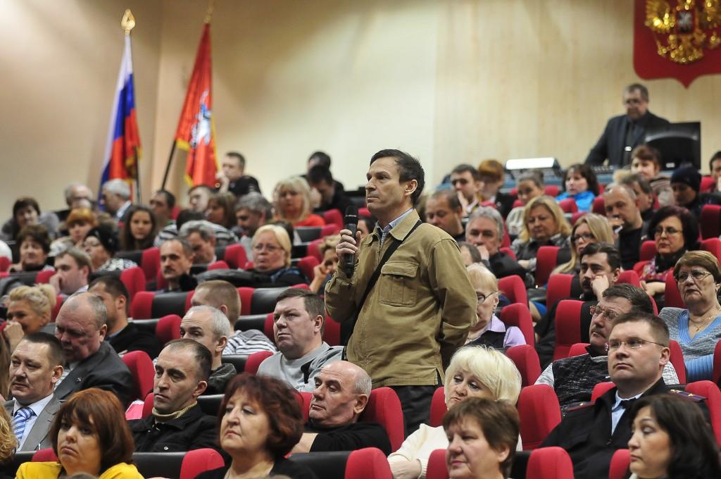Главы управ всех районов Москвы ответят на вопросы жителей
