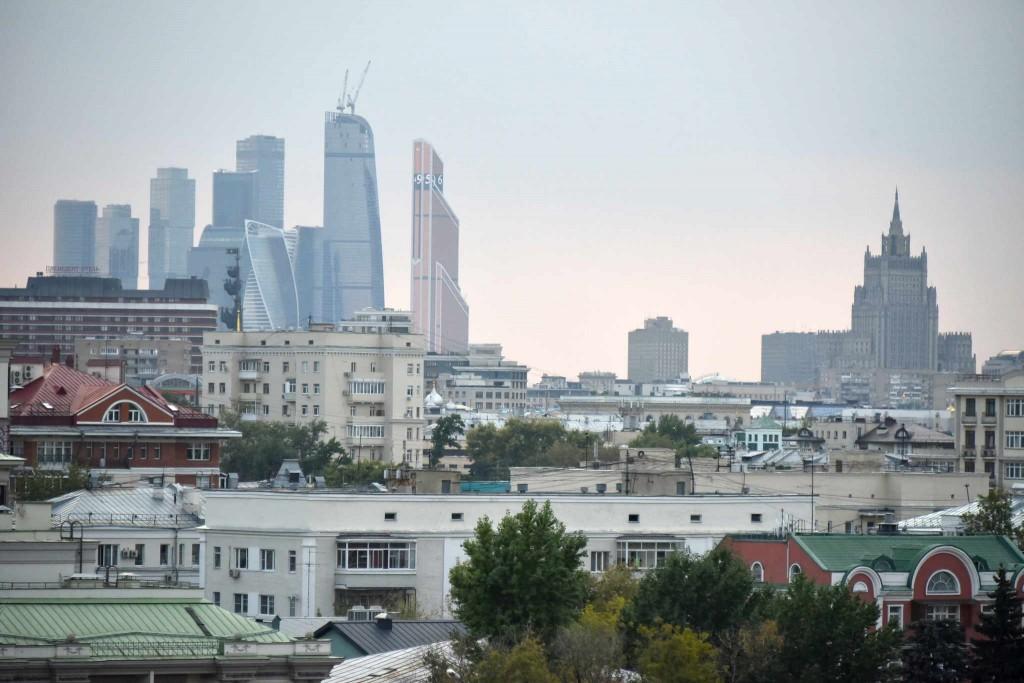 Сергей Левкин: Москва привлекает зарубежных инвесторов