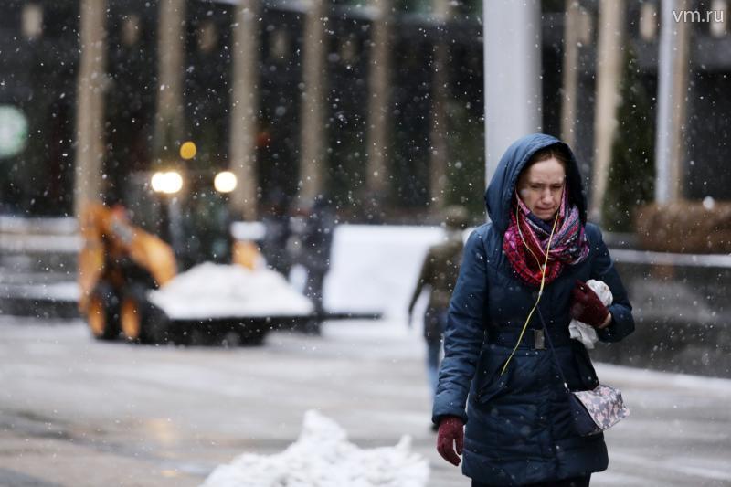 Прошедший  январь в Москве стал самым холодным за шесть лет