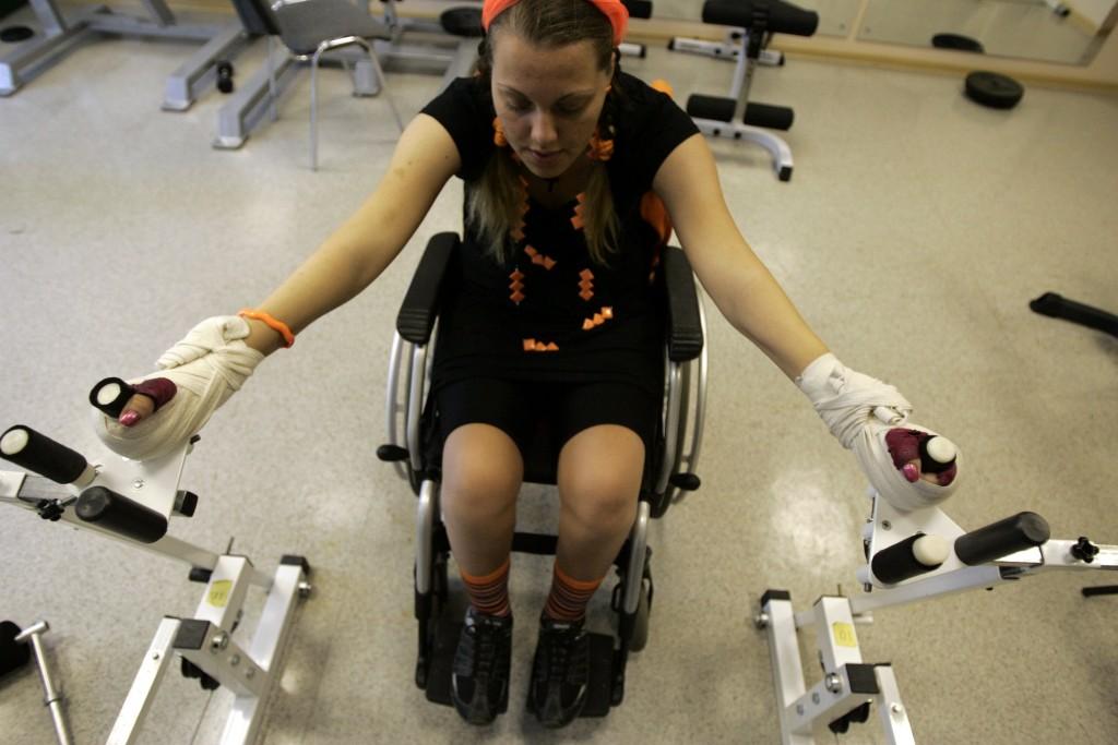 В Москве могут открыть фитнес-клубы для инвалидов
