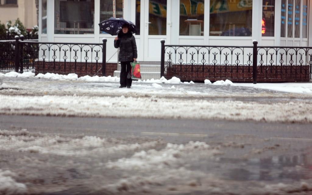Синоптики: «теплая зима» продолжится на следующей неделе