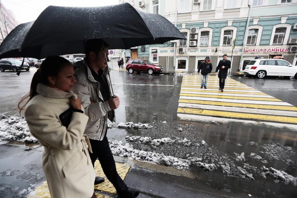 Погода в столице установила новый температурный рекорд