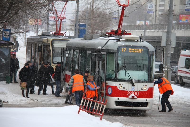 Мосгордума обсудит с Дептрансом «снежные билеты» для автомобилистов