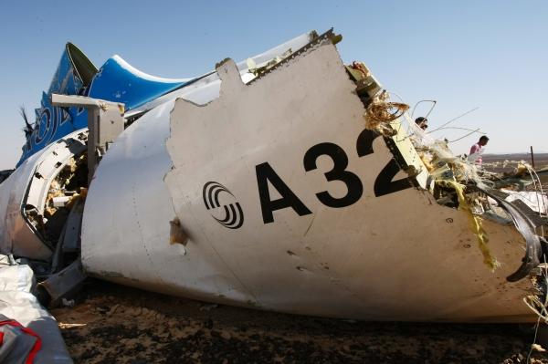 Источник: бомбу на самолет A321 мог пронести механикEgyptAir