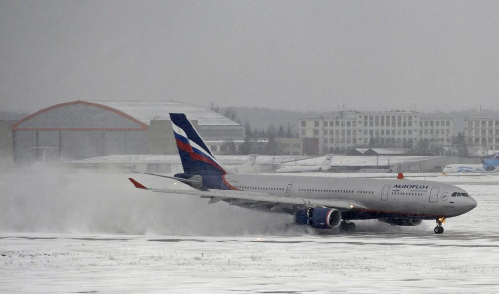 Непогода: московские аэропорты отменили 60 рейсов