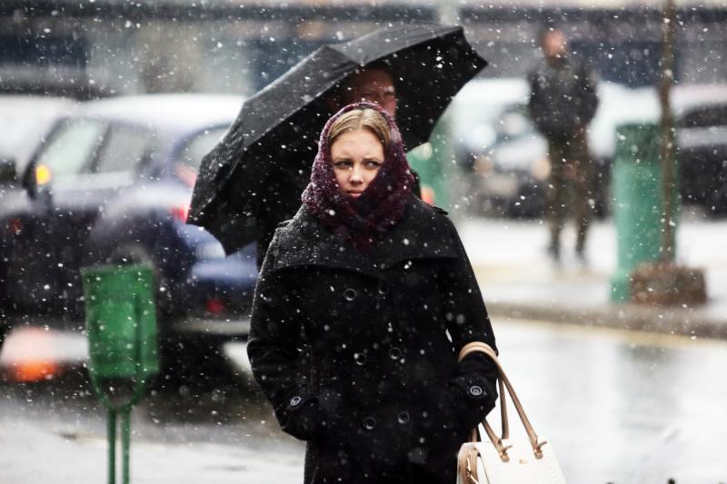 Облачная погода сохранится в Москве в выходные