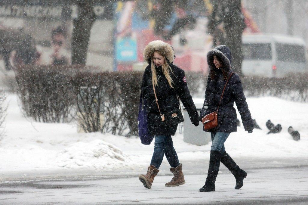 Погода может повлиять на самочувствие людей