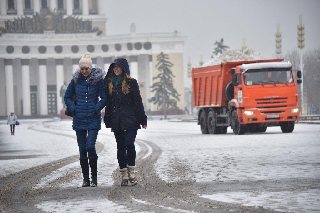 Гидрометцентр: в начале февраля будет тепло