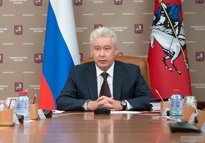 Собянин: В Москве запустят эксперимент по оформлению пенсий в центрах госуслуг