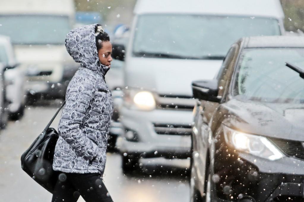 Гидрометцентр: в среду возможен небольшой снег