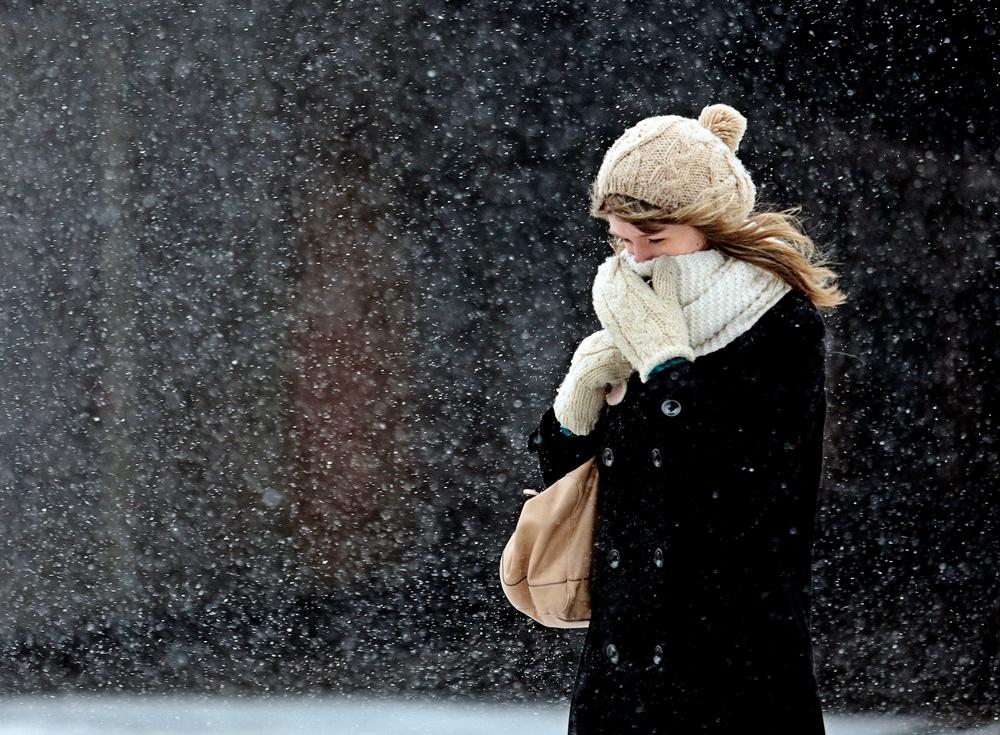На выходных Москву накроет «морозный Армагеддон»