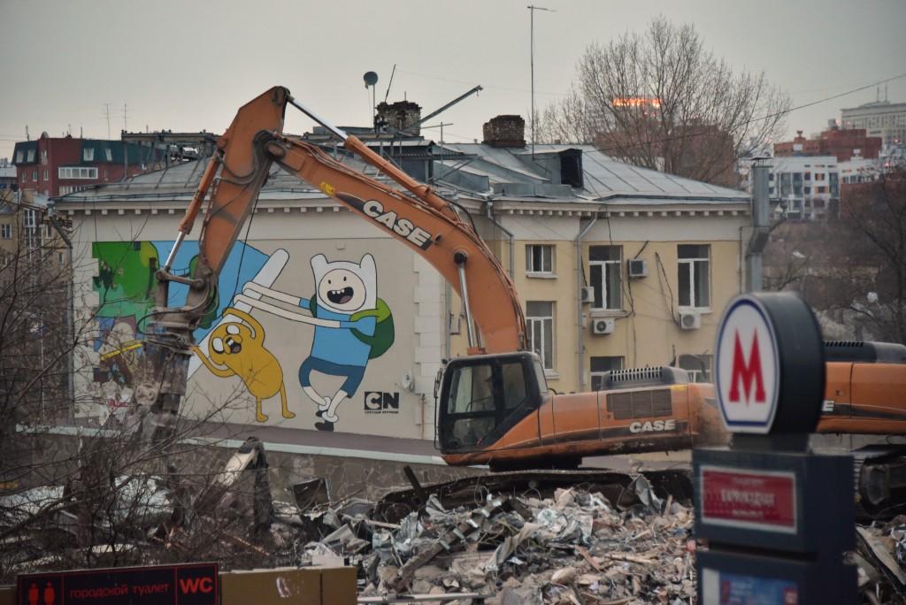 Пять объектов в центре города исключили из перечня долгостроя