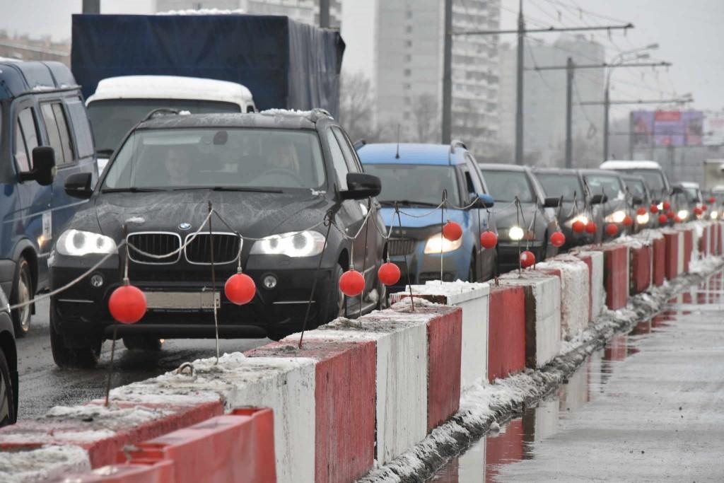 В Таганском районе ограничат автомобильное движение