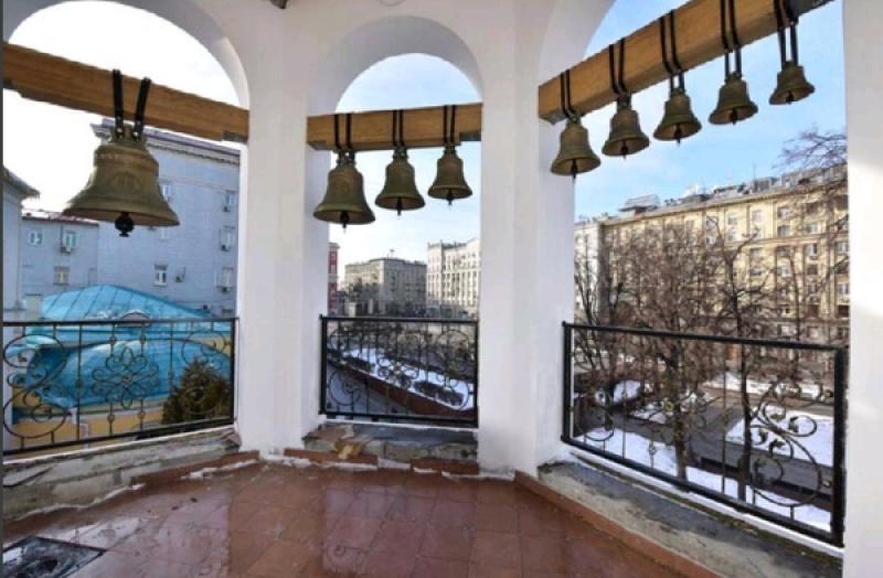 В марте откроют колокольню и дом прихода церкви Благовещения Космы и Дамиана
