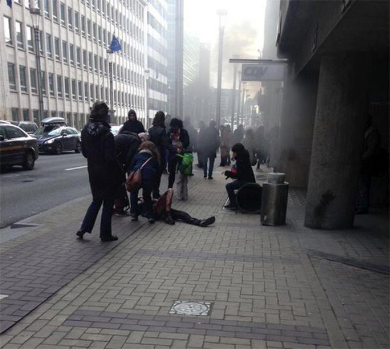 Жертвами терактов в Бельгии стали 34 человека