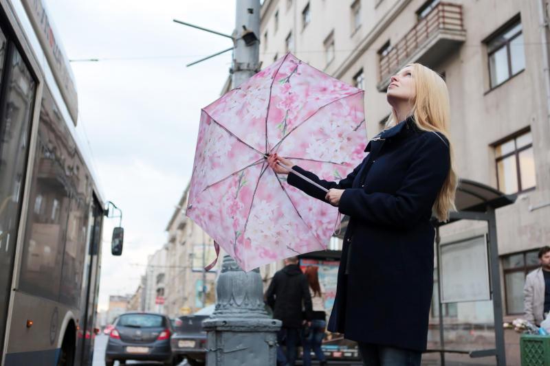 Сильные порывы ветра и осадки принесет с собой 17 день весны