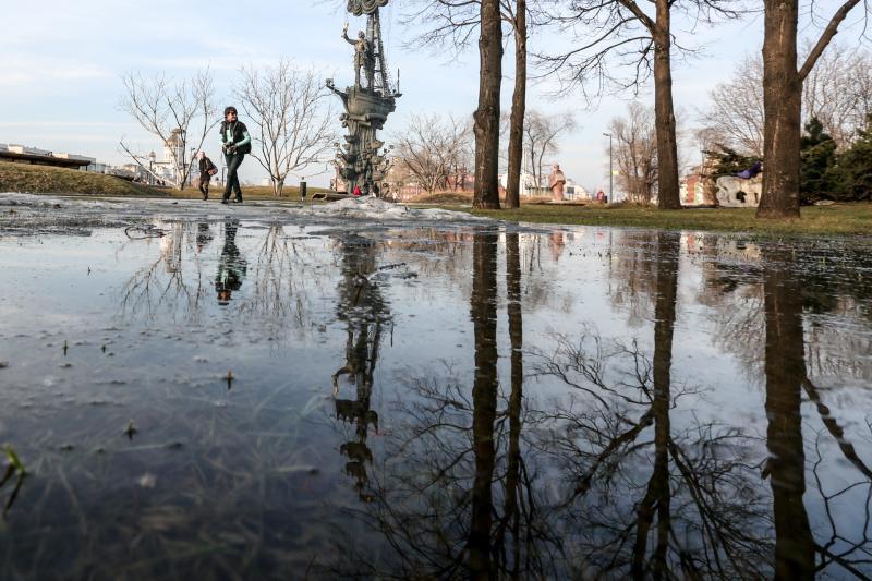 Гидрометцентр: 15 марта осадков в Москве не будет