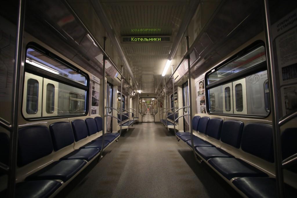 Шесть станций метро в центре Москвы изменят режим работы 28 апреля и 5 мая