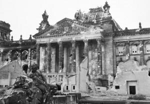 Дата дня: 28 апреля 1945 начался штурм Рейхстага