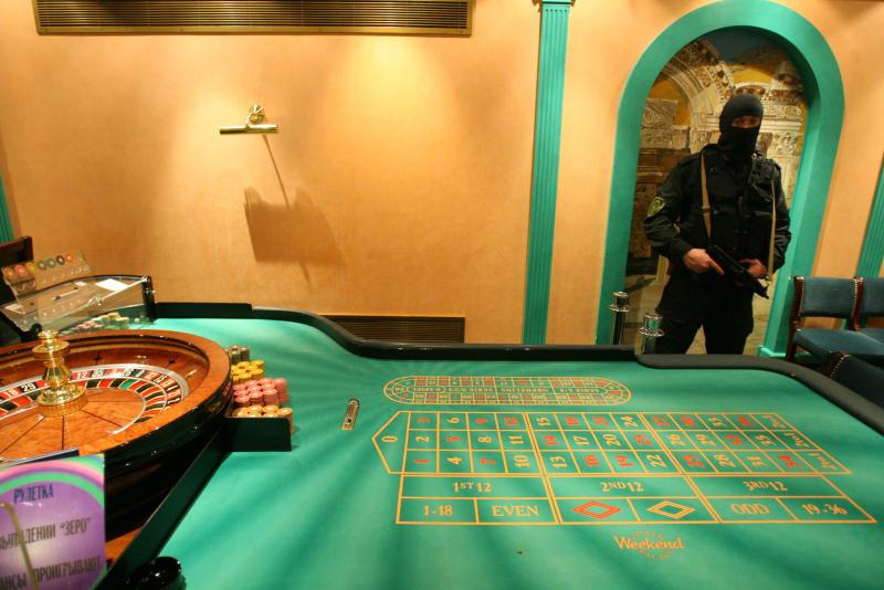 Нелегальные игровые автоматы наказание работников работа в казино в бухте муравьиная