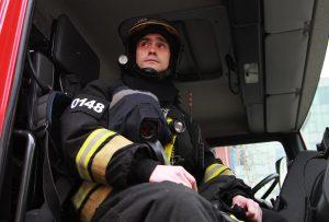 День пожарной охраны Москвы