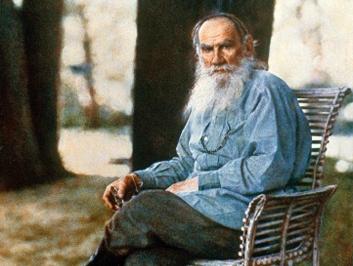 Столетние новости: Жизнь Льва Толстого