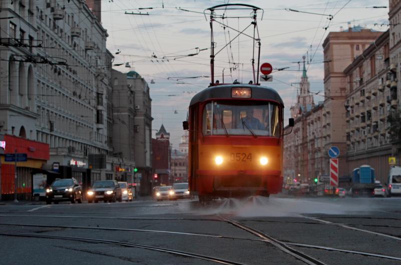 Трамваи без шума и пыли