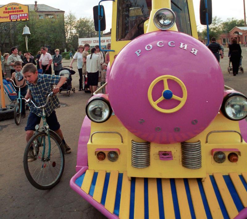 В Мосгордуме предложили установить знаки, предупреждающие о работе «прогулочных паровозов»