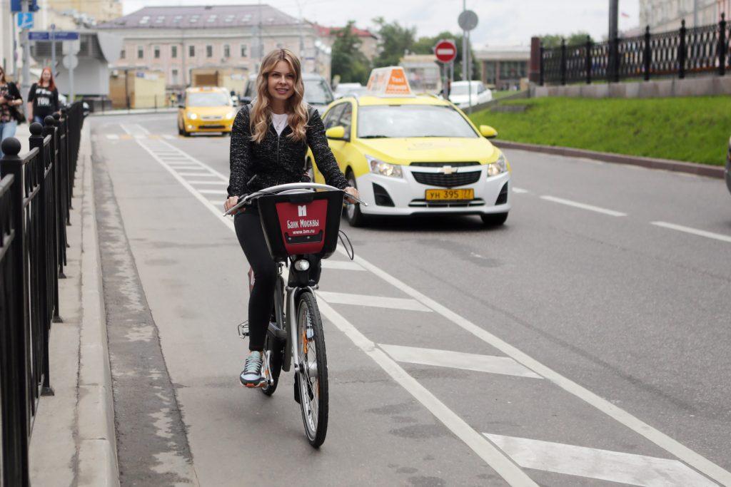 600 тысяч поездок совершили пользователи городской сети велопроката