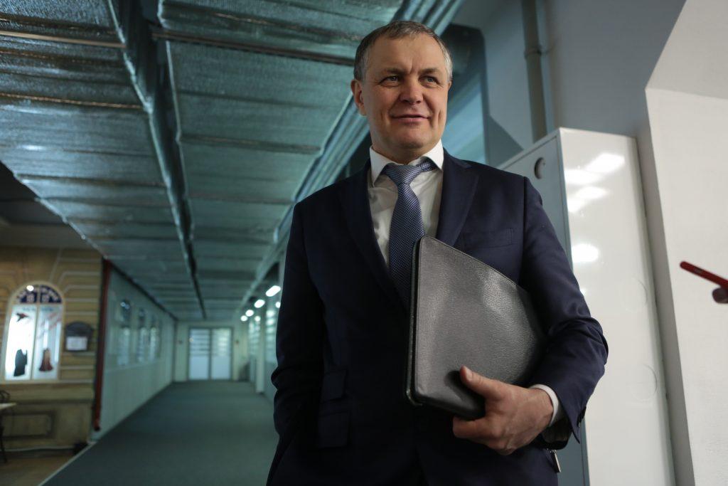 Владимир Жидкин: число рабочих мест в Новой Москве увеличилось в два раза