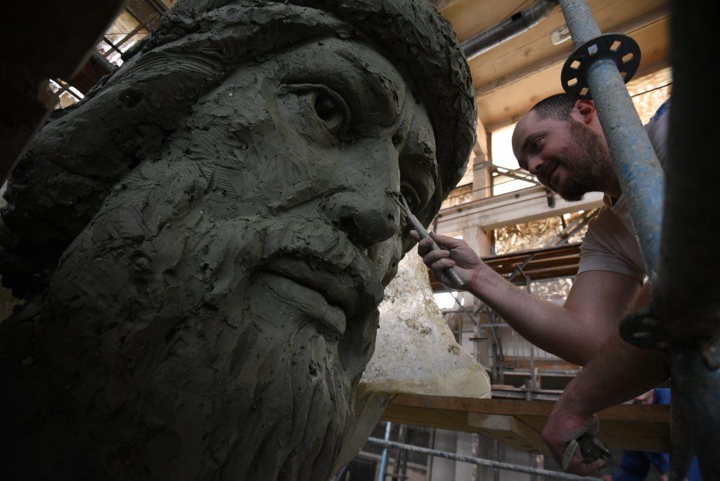 ЮНЕСКО одобрило окончательный вариант памятника князю Владимиру в Москве