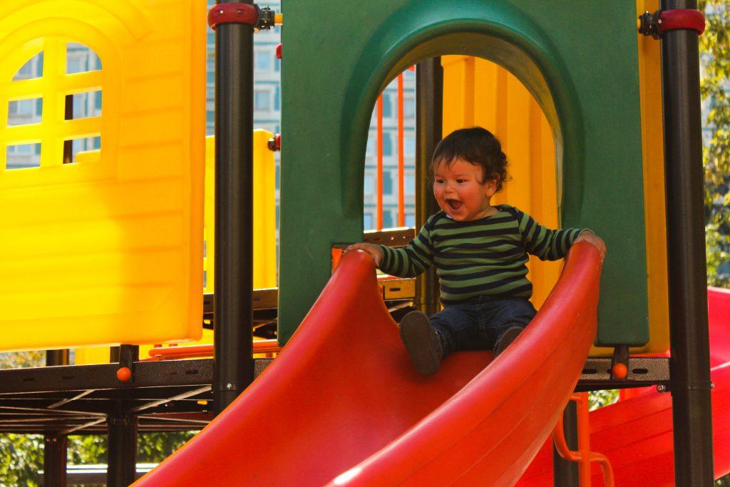 Нестандартная игровая площадка появится в Измайловском парке