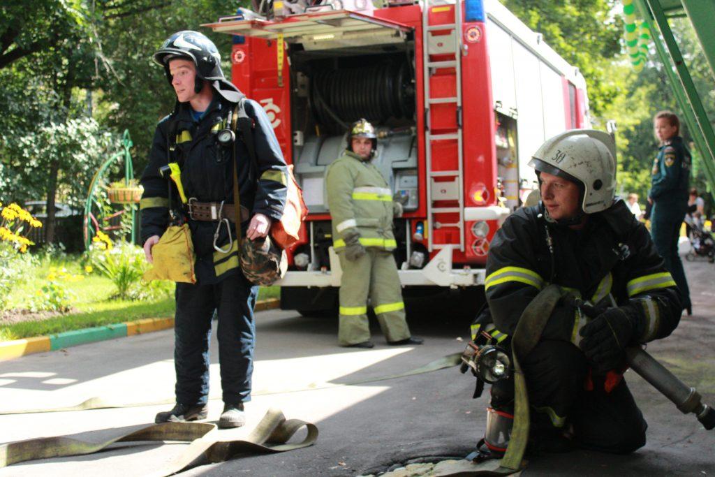О Дне создания органов государственного пожарного надзора